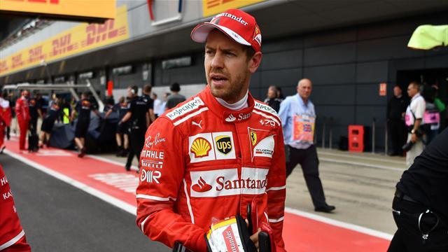 """""""Absolute Scheiß-Position"""": Vettel schimpft schon wieder"""