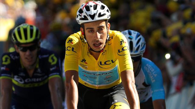 How Aru's Stage 14 gaffe handed advantage back to Froome
