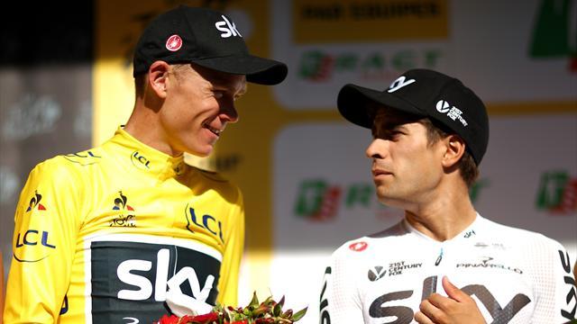 Tour de Francia 2017: El dilema de Mikel Landa, ¿trabajar para Froome o atacar a su líder?