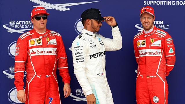 Hamilton ha le carte in regola per dominare ma il divario Mercedes-Ferrari è ridotto