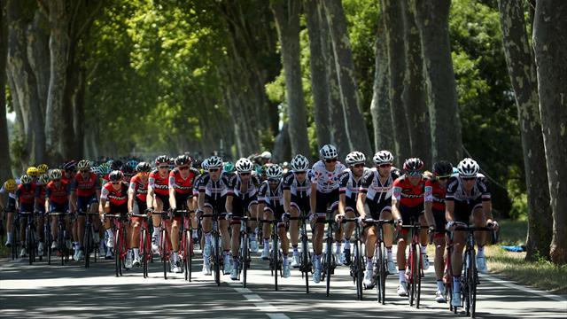 16. Tour-Etappe: Sprint-Chance und Wind-Gefahr