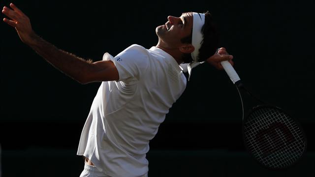 Čilić vs Federer – veien til finalen