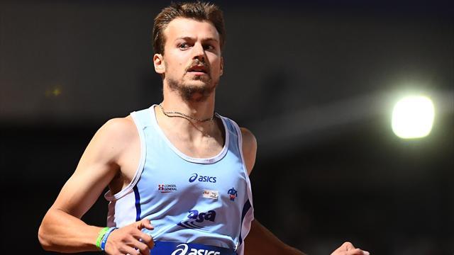 Championnats de France : première défaite pour Lemaitre sur le 200 m