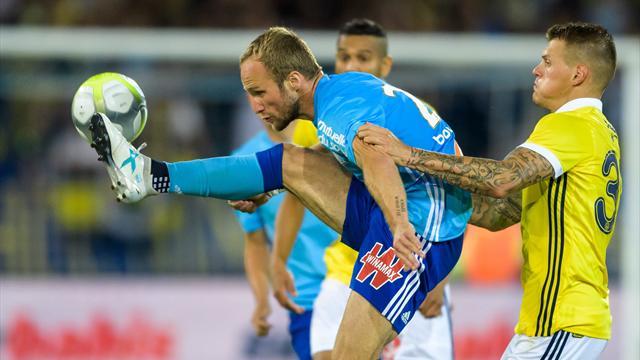 Avec un Germain encore décisif, l'OM poursuit son sans faute contre Fenerbahçe