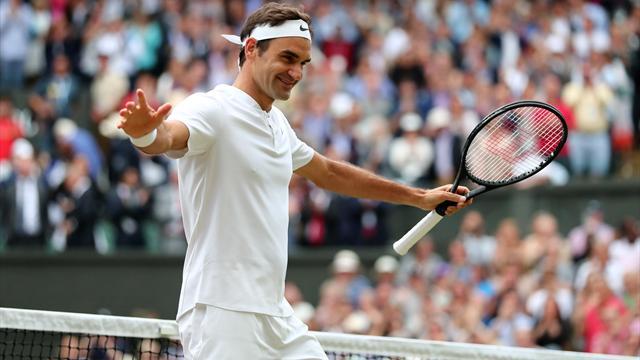 Federer: Wimbledon glory 'more straightforward' without facing Rafa, Novak or Andy