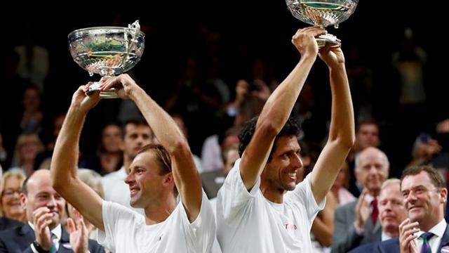 El polaco Kubot y el brasileño Melo ganan el título de dobles