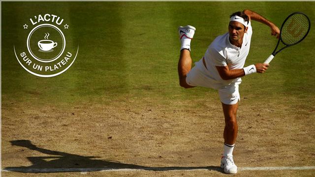 Federer-Cilic, Massif central, GP de Grande-Bretagne : L'actu sur un plateau