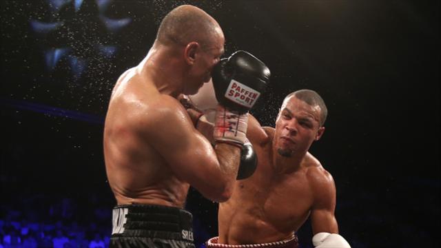 Юбанк победил Абрахама в бою за титул IBO