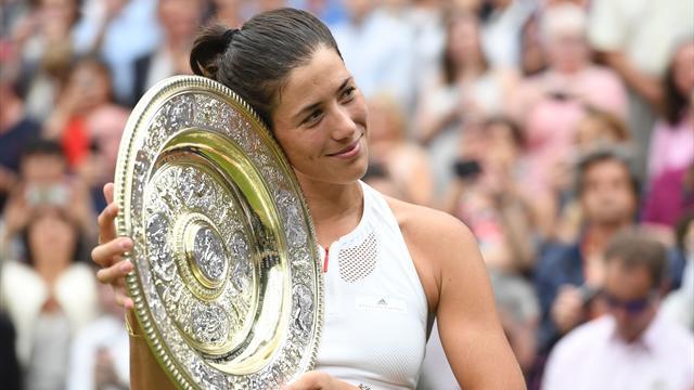 Плишкова возглавила рейтинг WTA, Мугуруса поднялась на 10 мест