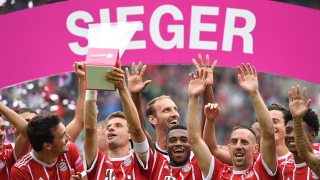 Bayern in starker Frühform: Kein Problem, wenn...