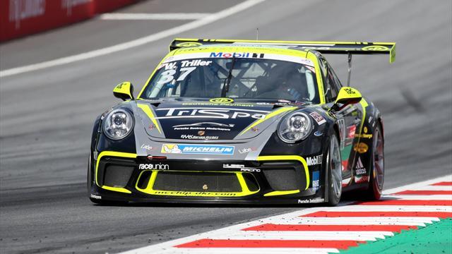 911 razões para ver a nova temporada da Porsche Supercup no Eurosport