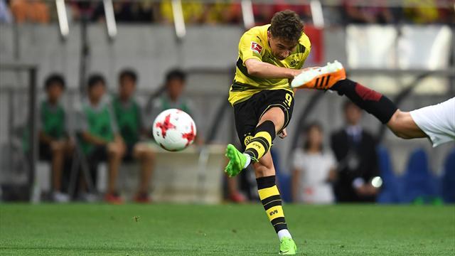 BVB-Tore: So schossen Mor und Schürrle Dortmund zum ersten Bosz-Sieg