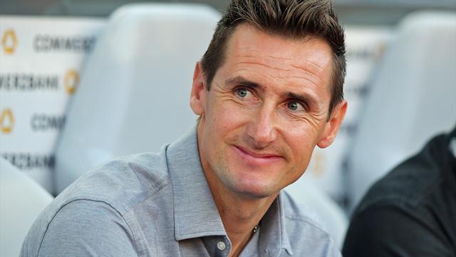 Überraschung: Klose begleitet Bayern auf Asien-Tour