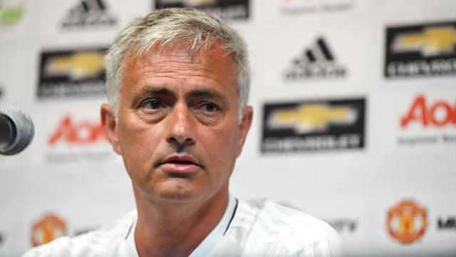 Mourinho: United's Ronaldo move is 'mission impossible' with Morata deal also dead