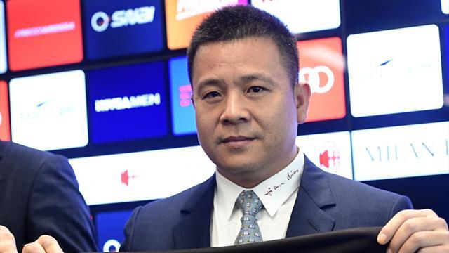 "Milan, Yonghong Li esalta il mercato: ""Daremo grandi soddisfazioni a tifosi"""