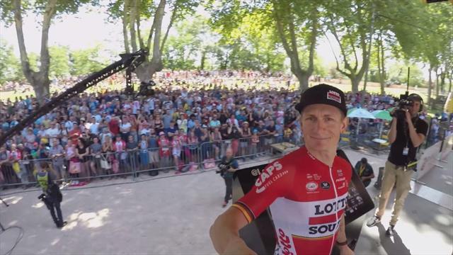 Tour de Francia 2017: La etapa 14 desde las cámaras 'on board'