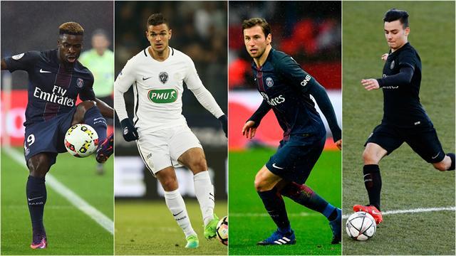 Aurier, Ben Arfa, Krychowiak, Georgen : Quel avenir pour les 4 absents du stage du PSG ?