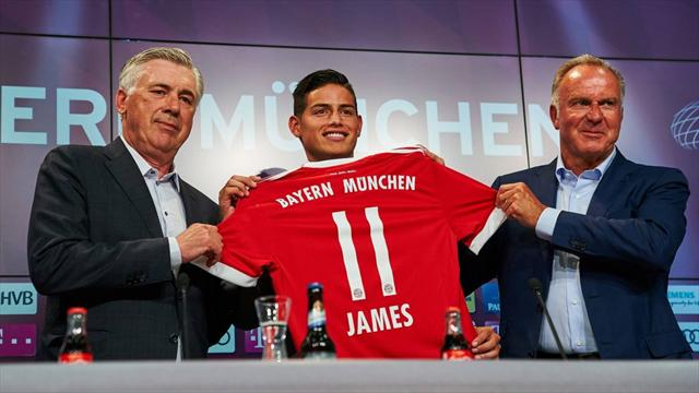 Transfer-Tinder: James, Rooney, Lukaku - sind diese Wechsel HIT oder SHIT?