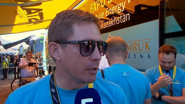 """Astana: """"Tour wird in den Alpen entschieden"""""""