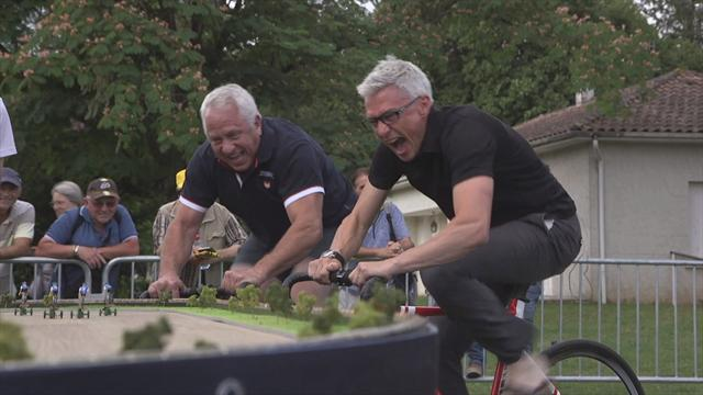 Race of legends! LeMond v Kelly v Flecha v Edwards