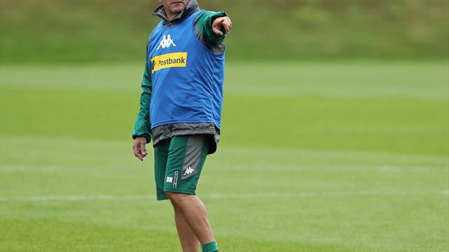 Gladbach will nach Europa - Montag ins Trainingslager