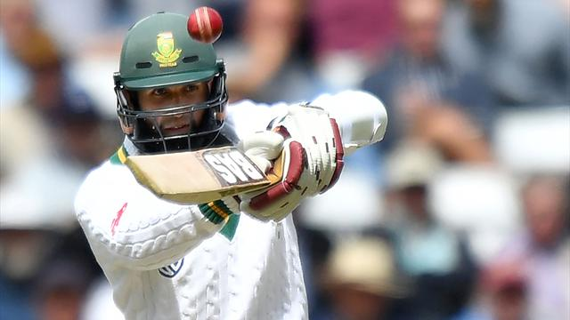 Elgar and Amla extend South Africa's lead over England