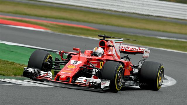"Formel 1: Vettel ""überholt"" Verstappen in der Box"
