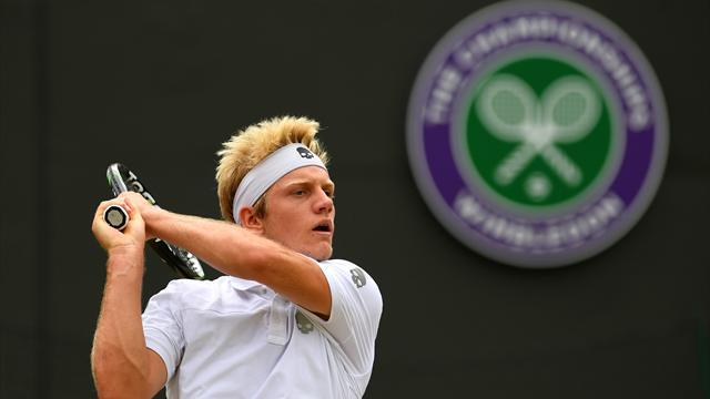 Davidovich, primer ganador español en Wimbledon Júnior en 50 años