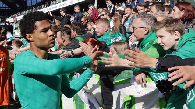 """Baumann hinterfragt Gnabry-Transfer: """"Bremen wäre für ihn nicht schlecht gewesen"""""""