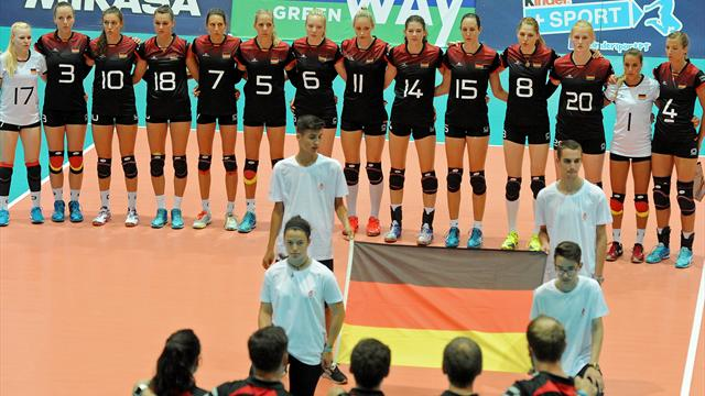 Grand Prix: Volleyballerinnen mit fünftem Sieg im sechsten Spiel