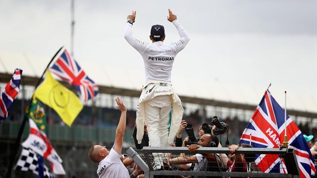 Le pagelle: weekend perfetto per Hamilton, grande Bottas, gara nera per Vettel