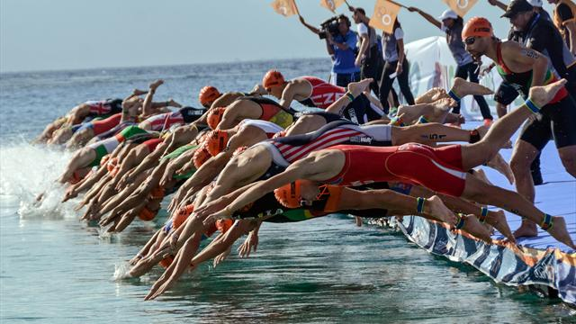Triathlon: Australien Mixed-Weltmeister - Rang zehn für DTU-Quartett