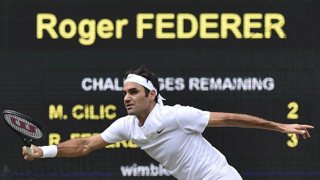 Un dernier récital pour conclure : comment Federer a maté Cilic