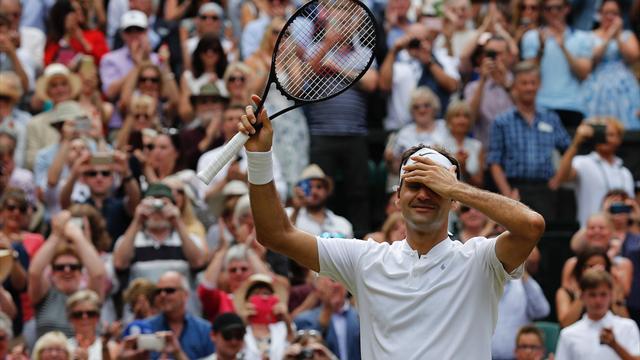 Roger Federer ble historisk etter Wimbledon-triumf