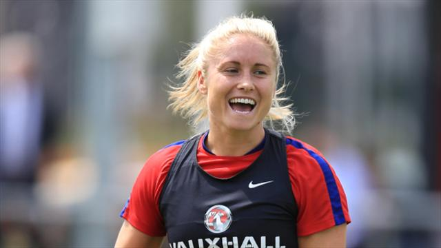 Steph Houghton tells England to look for a fast start at Euro 2017