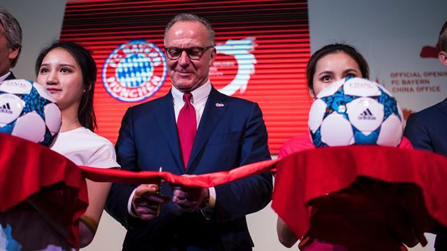 Mia san Asien: 5 Punkte für Bayerns To-do-Liste