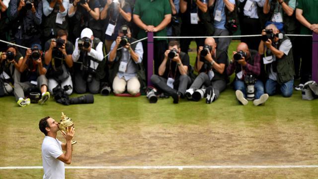 Federer, l'unique
