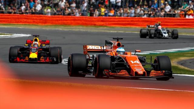 """Alonso: """"La fiabilidad sigue siendo una de las cosas que tenemos que mejorar"""""""