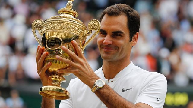 Die unglaublichen Rekorde des Roger Federer