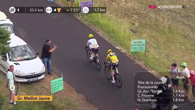 Tour de Francia 2017: La ocasión ¿perdida? de Mikel Landa de ganar el Tour al esperar a Chris Froome