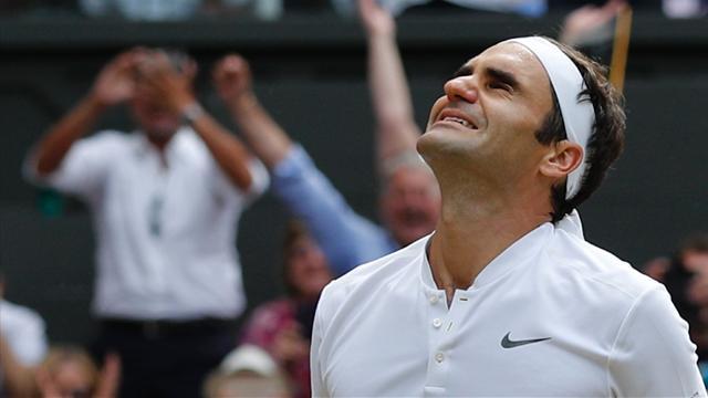 """""""Das ist magisch"""": Federer feiert historischen Triumph"""