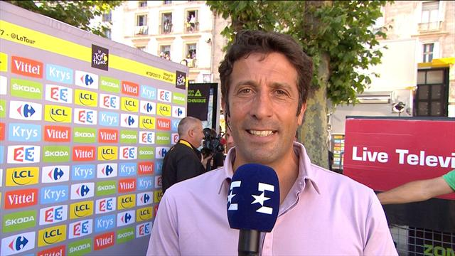 Juan and Only: Tour de France stage 15 analysis