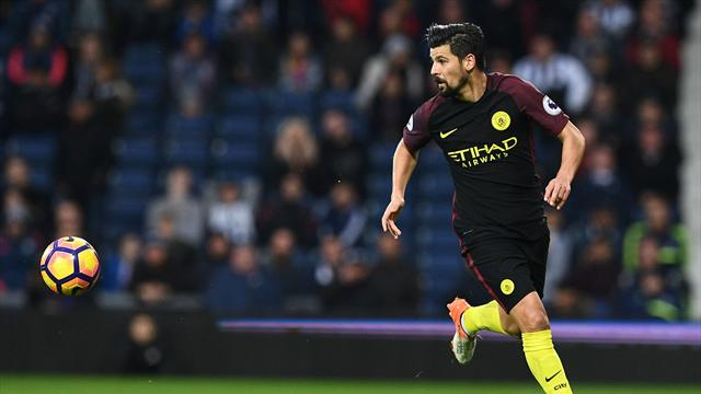Sevilla sign Nolito from Manchester City in £7.9m deal