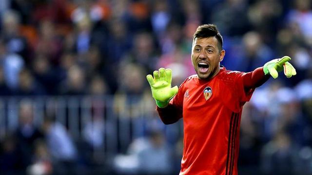 El Valencia le dice adiós a Diego Alves