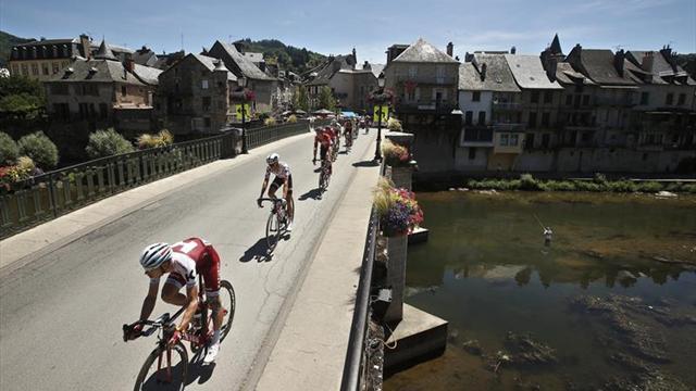 Tour de Francia 2017: Del susto de Froome a la primera alegría del Trek con Mollema