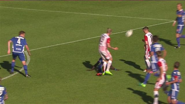 Eurosports fotballeksperter mener Seck burde vært utvist: – Der er han heldig