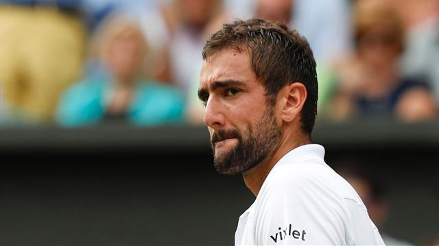 Cilic says foot blister caused meltdown in final