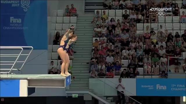 Noemi Batki e Chiara Pellacani chiudono all'11° posto la finale dalla piattaforma 10 metri