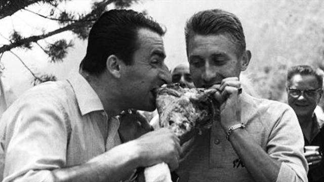 Le jour où... Anquetil a failli perdre le Tour à cause d'un méchoui
