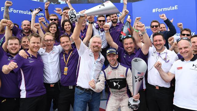 """Richard Branson: """"En 10 años, la Fórmula E superará a la Fórmula 1"""""""